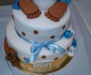 boy, cake, and celebrate image