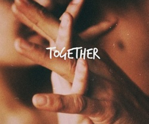 couple, together, and everything image
