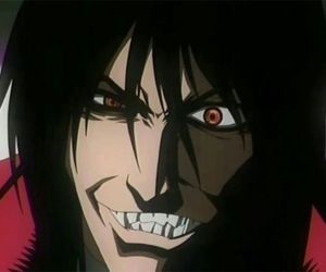 anime, vampire, and cool image
