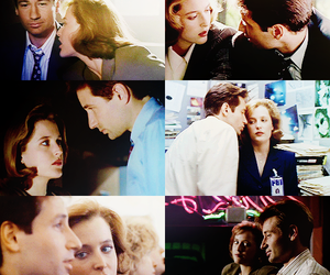 dana scully, david duchovny, and fbi image