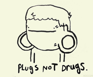 Plugs, drugs, and plugs not drugs image