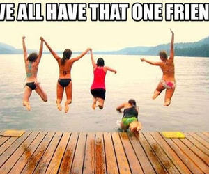 friends, funny, and lol image