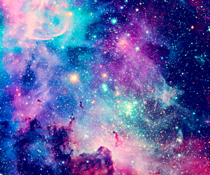 awesome, colors, and stars image