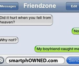 boyfriend, text, and lol image