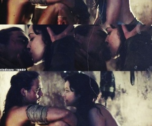 kiss, love, and spartacus image