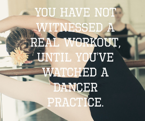 dance, quotes, and dance life image