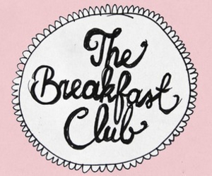 breakfast, movie, and club image