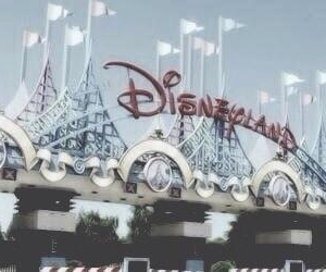 disney, header, and disneyland image