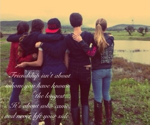 forever, friendship, and girls image