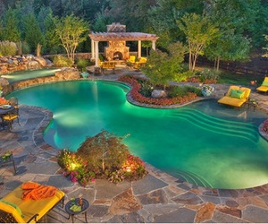 design, exterior, and swimming image