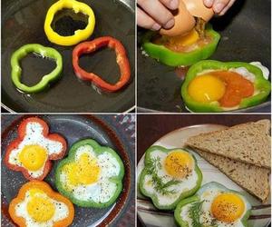 food, eggs, and diy image