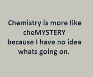 chemistry, mystery, and school image
