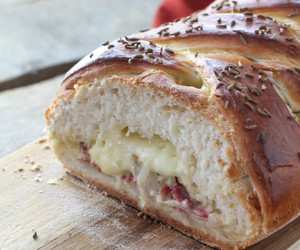 bread, cheese, and reuben image