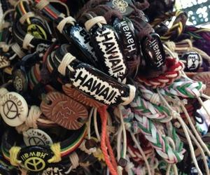 bracelets and hawaii image