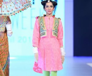 Girls Fashion, pakistani fashion, and new pakistani dresses image