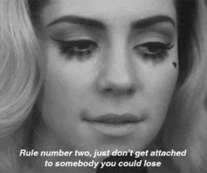 marina and the diamonds, quote, and black and white image