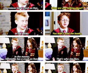 harry potter, hermione granger, and one tree hill image