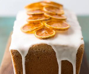 cake, lemon, and pound cake image