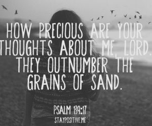 bible, positive, and psalm image
