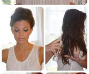 diy and hairstyles image