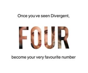 four and divergent image