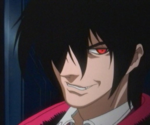 anime, vampire, and alucard image