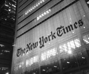 new york, new york times, and nyc image