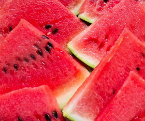 amazing, red, and watermelon image