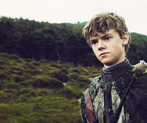 game of thrones, jojen reed, and thomas sangster image