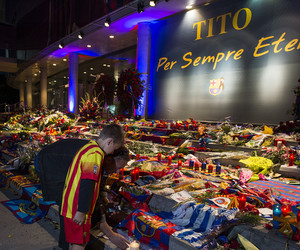 rest in peace, trainer, and fc barcelona image
