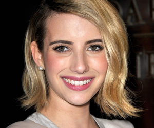 blonde, emma roberts, and Palo Alto image