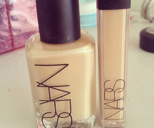 nars, cosmetics, and make up image