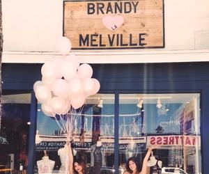 brandy melville, shop, and vintage image