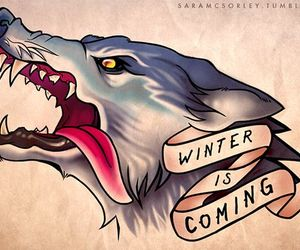 stark, got, and game of thrones image