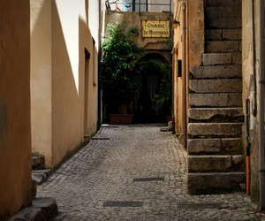 italy, Terracina, and osteria image
