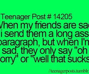 friends, quote, and funny image