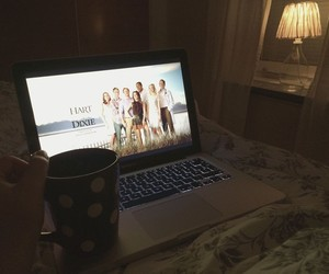 chill, tv show, and hart of dixie image