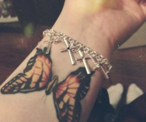 paramore, tattoo, and awesome image