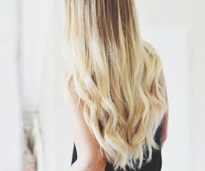 blond, blonde, and girl image