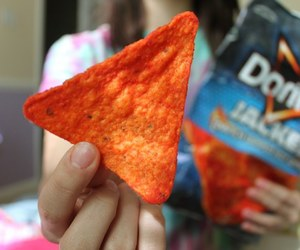 food, doritos, and tumblr image