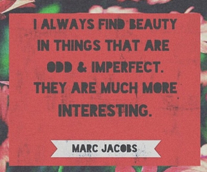 imperfect, marc jacobs, and odd image