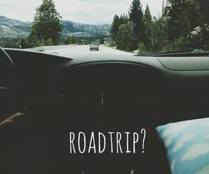 away, roadtrip, and WITH image