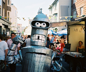 Bender, costume, and funny image
