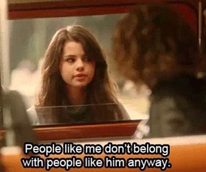 selena gomez, quotes, and people image