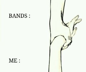 bands, bmth, and music image