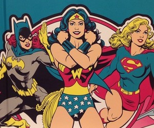 woman, power, and wonder woman image