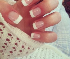 nails, manicure, and pretty image