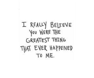 love, quote, and believe image