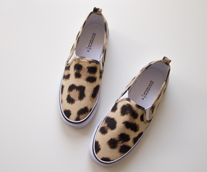 fashion, leopard, and loafers image