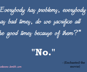 disney, enchanted, and movie quote image